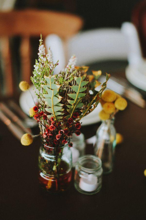 Australian wildflower centerpieces wedding ideas australian wildflower centerpieces junglespirit Choice Image